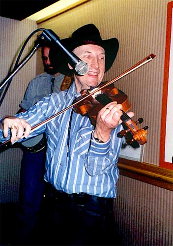Country Violinist