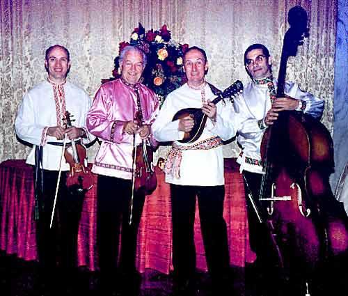 Russian Quartet